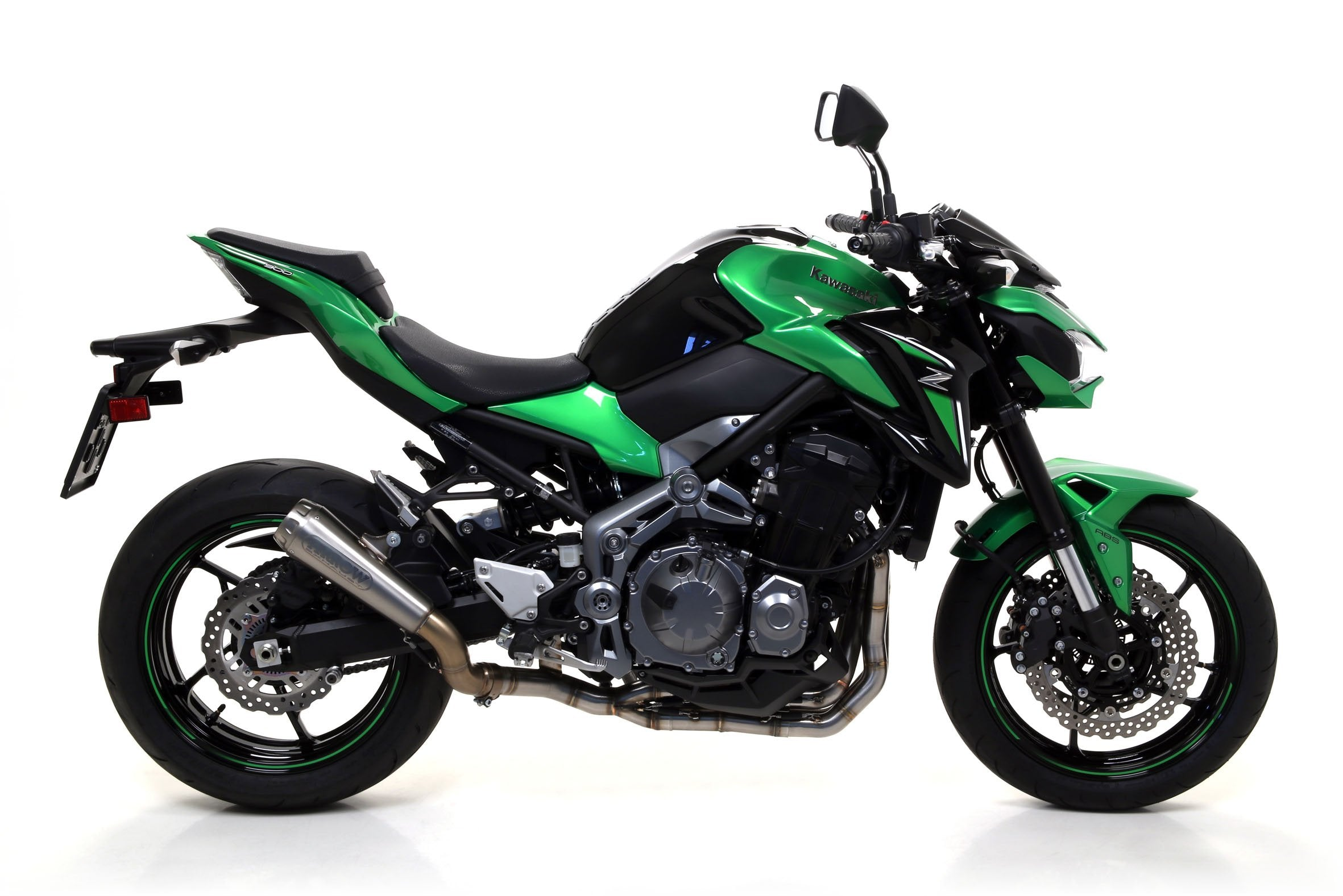 Arrow KAWASAKI Z900 Full System with Pro Race Slip-On
