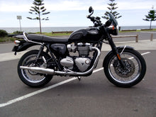 T120 Norman Hyde Classic Toga Exhaust