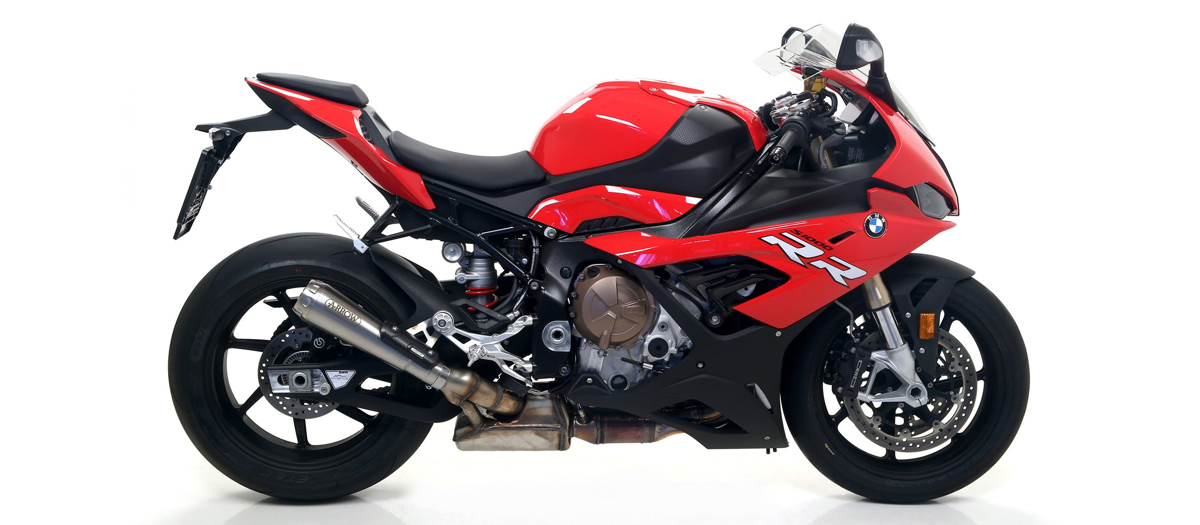 Arrow exhaust for BMW S1000RR 2019-