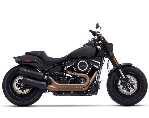2018 Milwaukee Eight - 107 Fat Bob - 4.5
