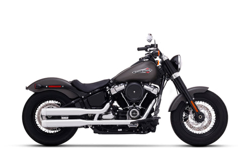 2018 Milwaukee Eight - 107 Fatboy - 3.5