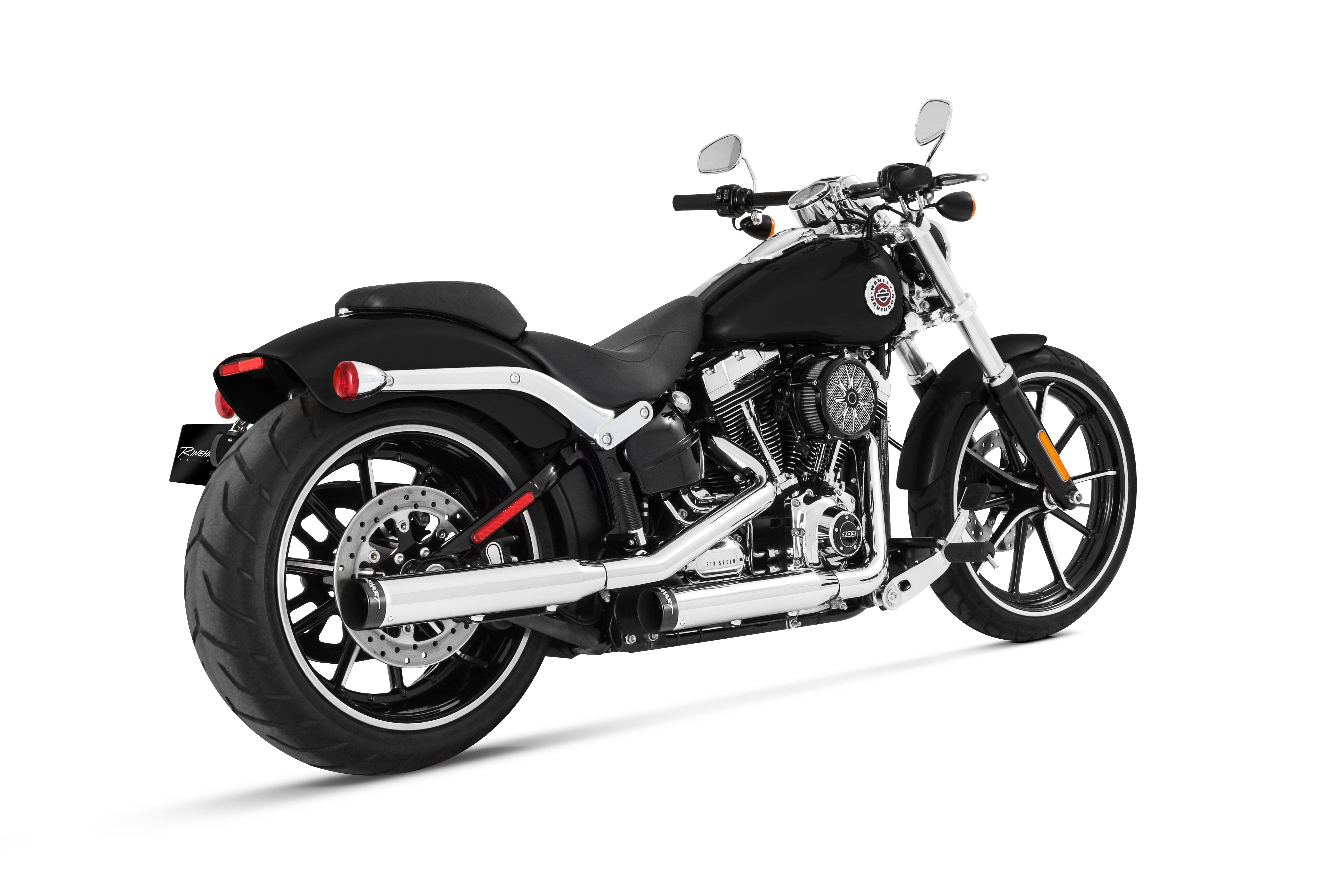 Harley Davidson Fat Boy 3