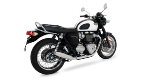 Triumph Bonneville T120 - Remus Tapered muffler left/right