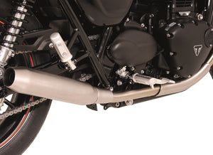 Triumph Street Twin - Remus Tapered muffler left/right