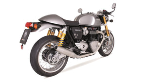 Triumph Thruxton R 1200 Remus Slipon Exhausts