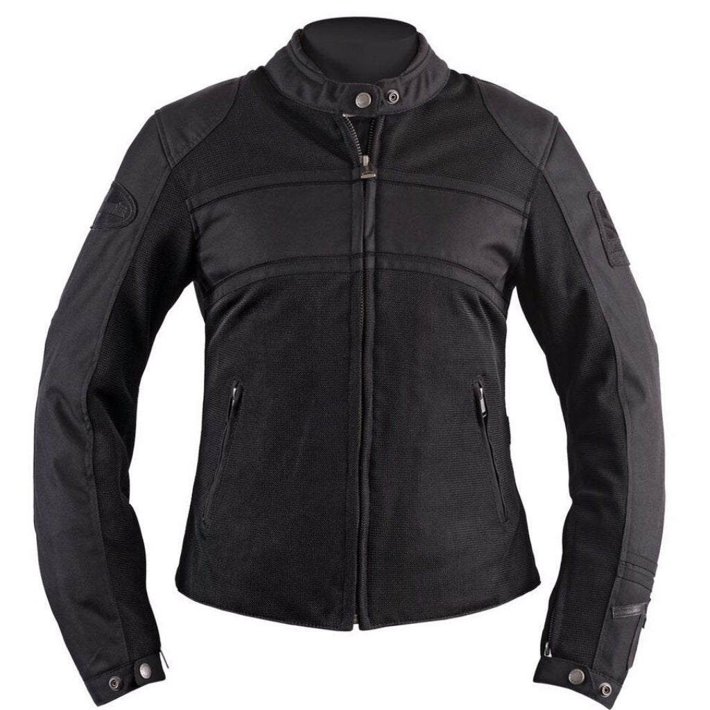 Helstons WINNER Women's Motorcycle Jacket in Mesh
