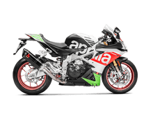 Aprilia TUONO V4 2017 -2020 Slip-On Line (Carbon)