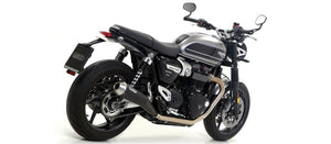 Arrow Exhaust for Triumph Speed Twin 2018-