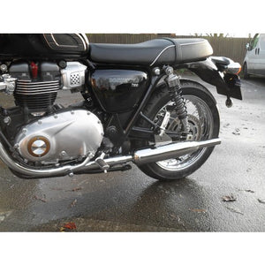 T100 Norman Hyde Classic Toga Exhaust