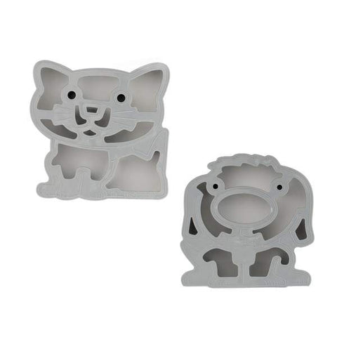 MontiiCo Lunch Punch Sandwich Cutter Paws