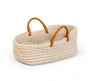 Astrup Doll Knitted Basket and Bedding