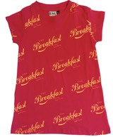 Enjoy Breakfast Dress DOO WOP