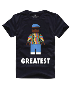 Greatest Biggie Tee Black