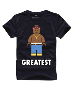 Greatest Pac Tee Black