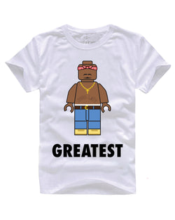 Greatest Pac Tee White