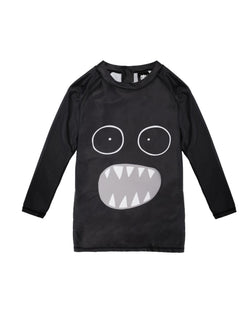 Long Sleeve Rashie Big Eyes Band of Boys