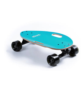 Elos lightweight skateboard lightweight ocean green