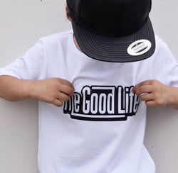 The Good Life White Tall Tee