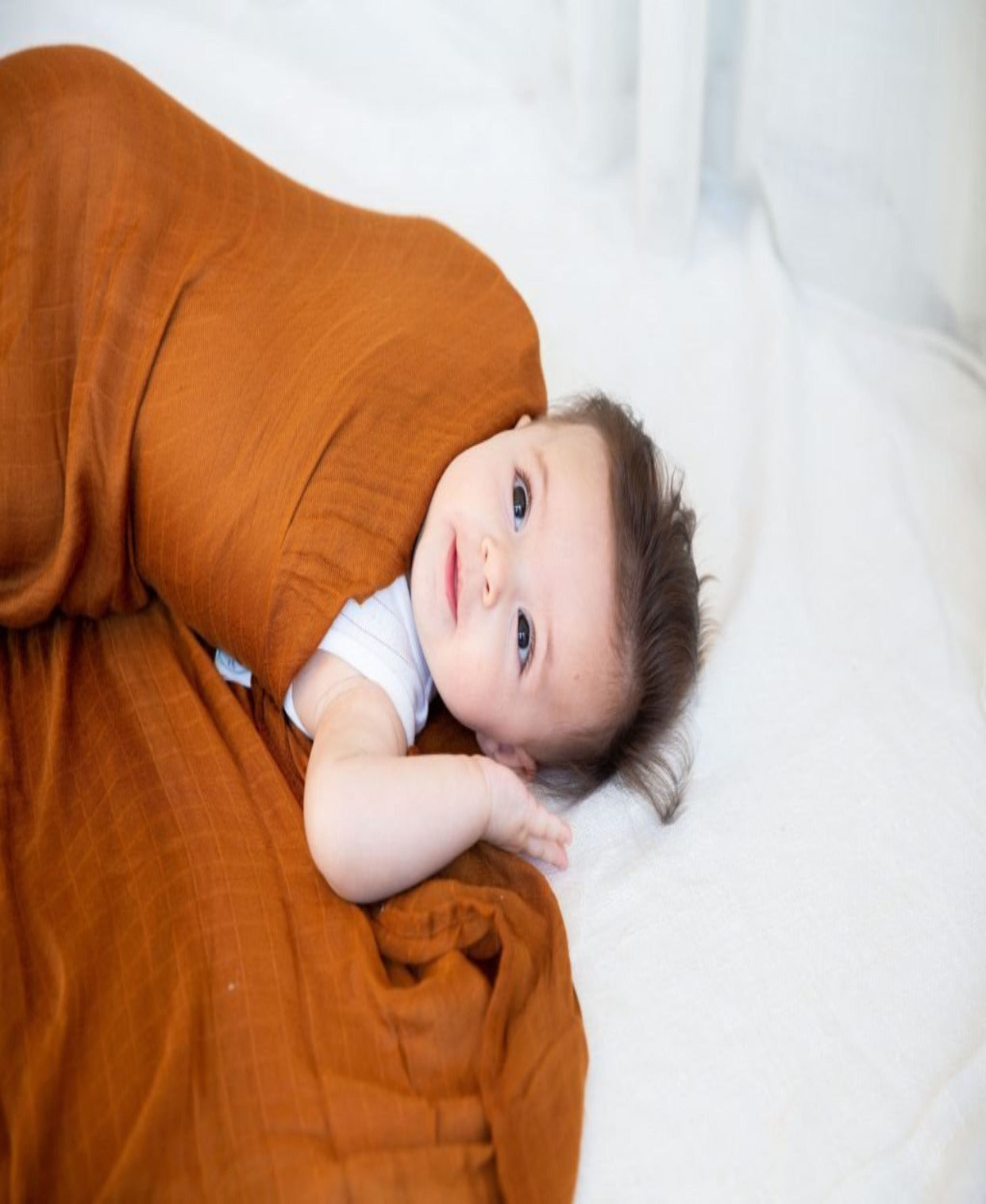 Marakesh Bamboo Bellies and Beyond Baby Wrap