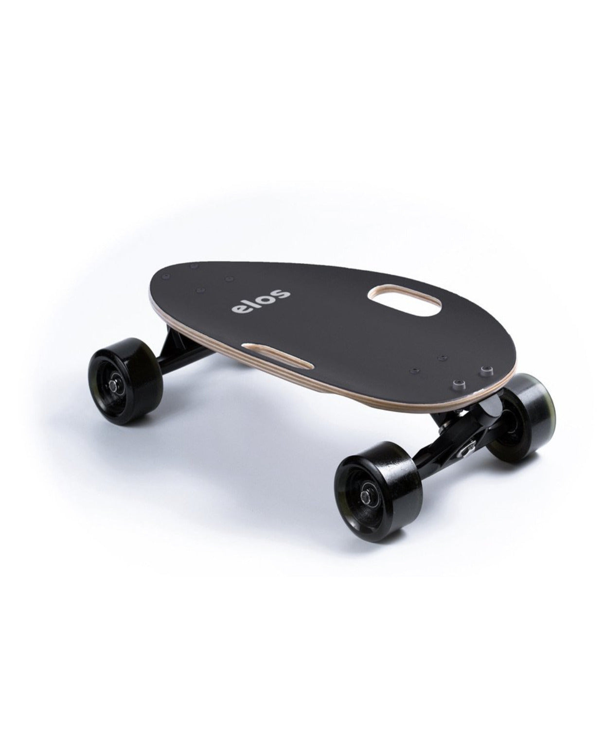 Elos lightweight skateboard charcoal black LAST 1 IN STOCK!