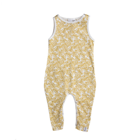 Bobby G Sleeveless Romper Monsteria