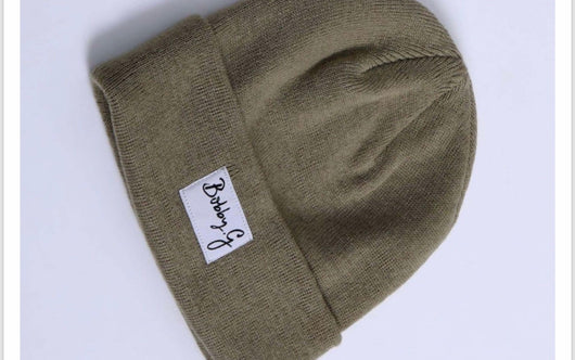Jungle Green Beanie
