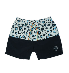Leopard Zuttion board shorts