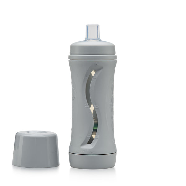 Grey Subo Food Bottle