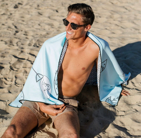 The Coogee Beach Towel