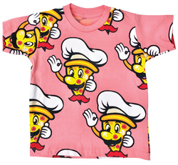 Doo Wop Pizza Tee