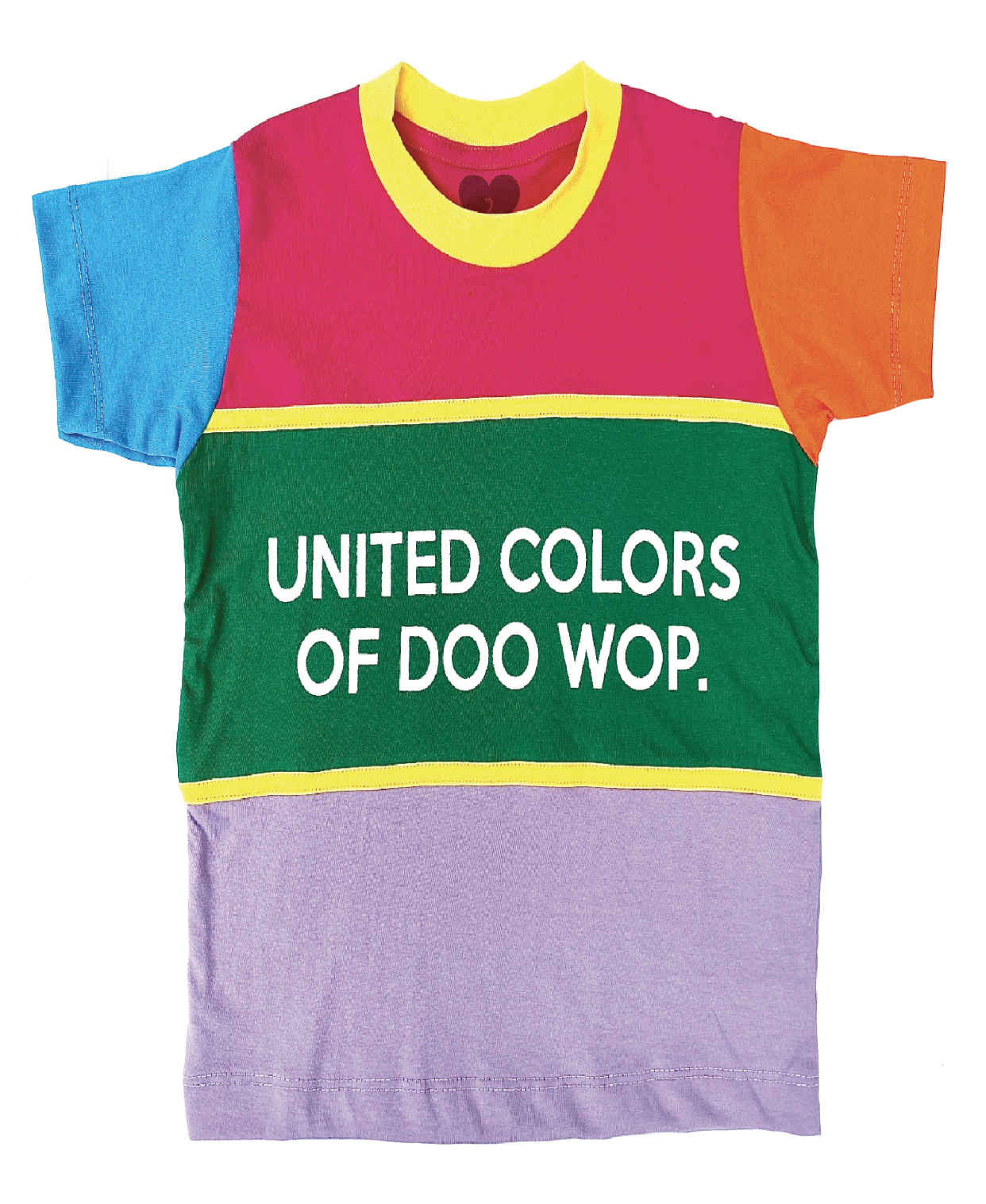 Doo Wop United Colours of Doo Wop Kids Tee