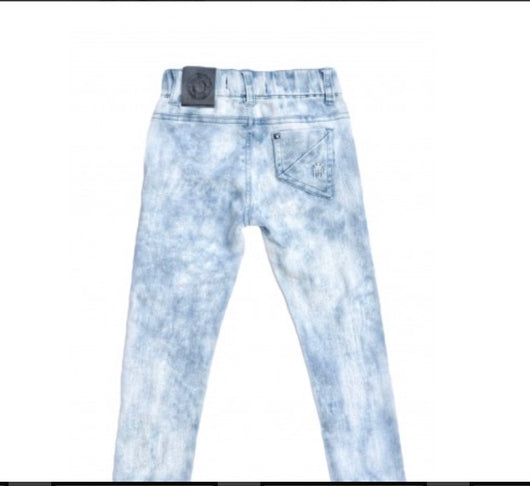 Frosted The President and the Boss Jeans