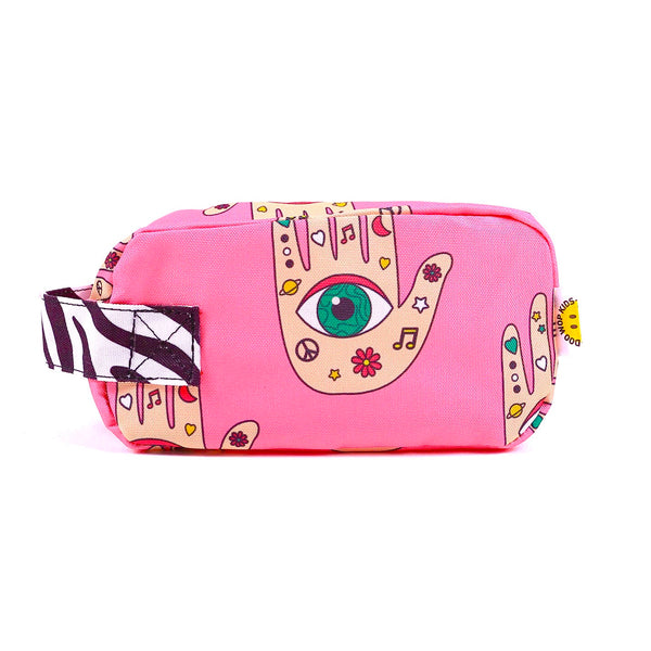 Doo Wop Hand On Pencil Case