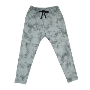 Grey Clouds Low Crotch trackie pants