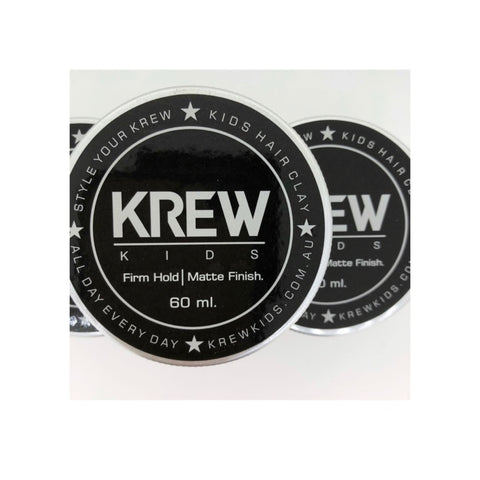 Krew kids hair clay
