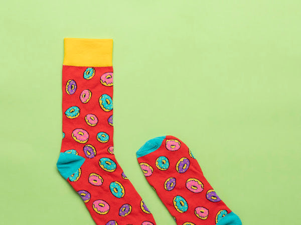 All About The Glaze Socks