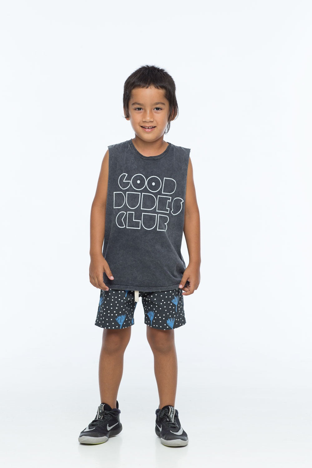 Cool Dudes Club Zuttion Singlet