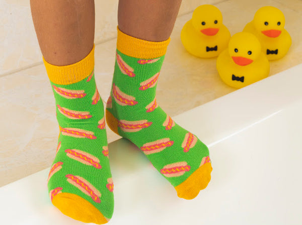 Hot Dawg Socks