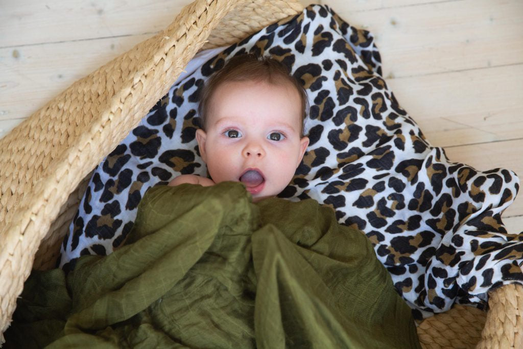 Olive You Bellies and Beyond Bamboo Baby Wrap