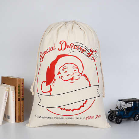 Special Delivery By Santa Santa Sack personalised