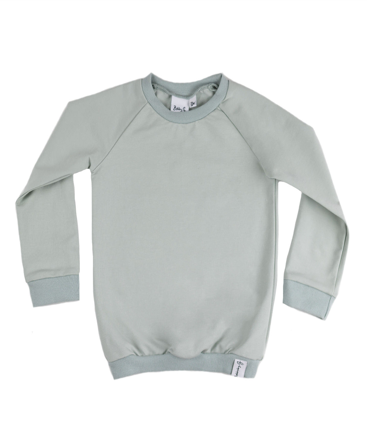 Powder Blue Pullover Bobby G