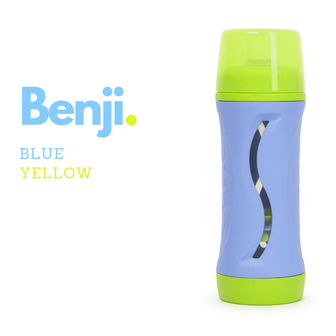 Benji Blue Food Bottle