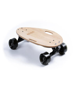 Elos lightweight skateboard clear maple ONLY 1 LEFT!