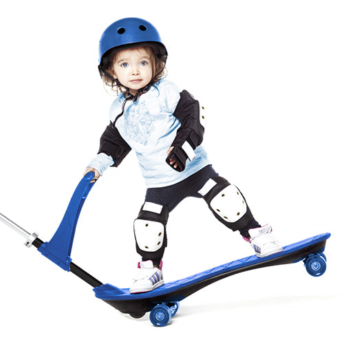 Ookkie Kids Skateboard Blue