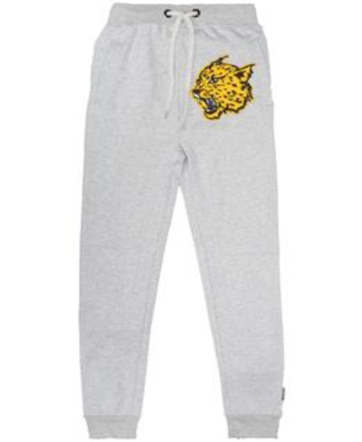 Band of Boys Trackies Panel Fang Marle Grey