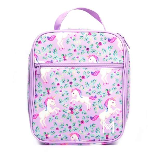 MontiiCo Unicorn Insulated Lunch Bag