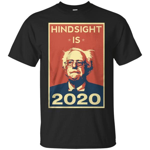 Short Sleeve - Bernie Hindsight #2020