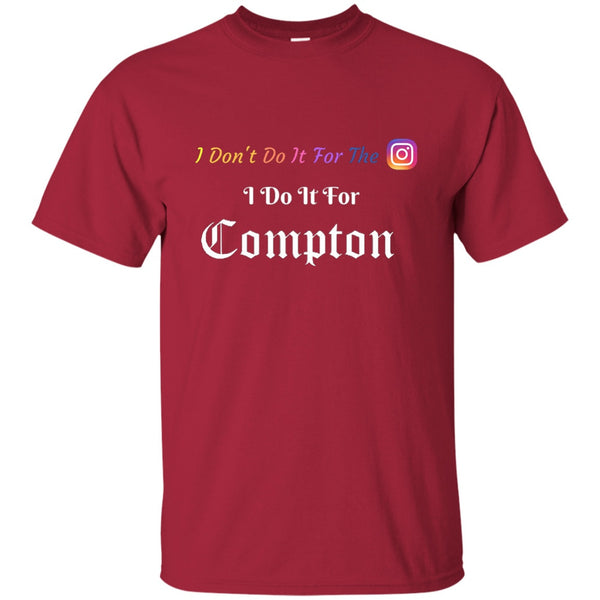 Short Sleeve - Do It For Compton #DAMN