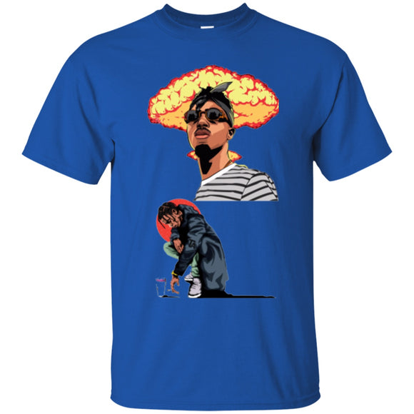 T-Shirts - Travis Boomin #BluePill