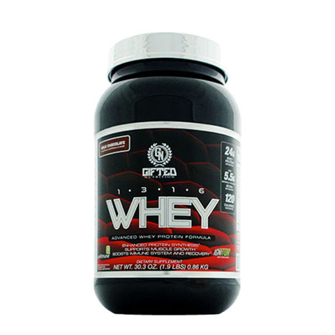 1316 WHEY PROTEIN 861g | GIFTED NUTRITION | Outletintegratori.com
